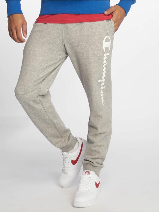Champion Legacy Chino pants Rib Cuff gray
