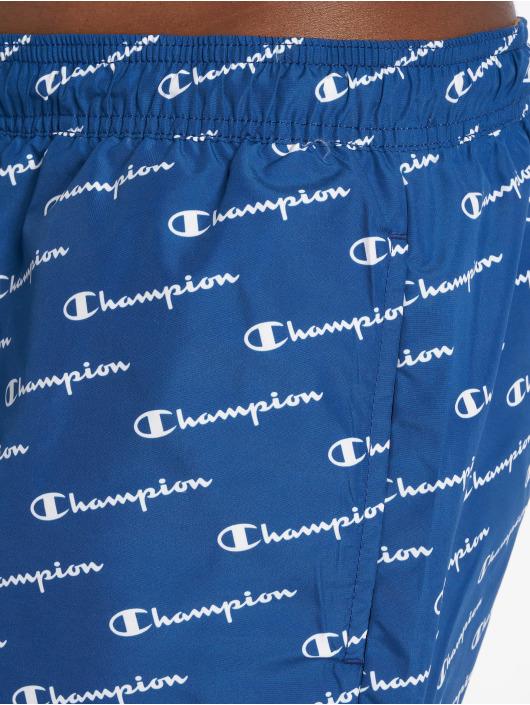 Champion Legacy Kúpacie šortky Beach modrá
