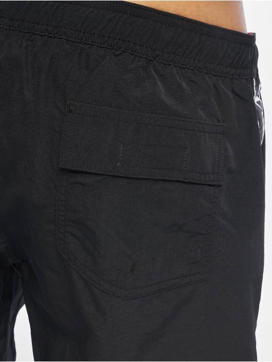 Champion Legacy Koupací šortky Tape čern