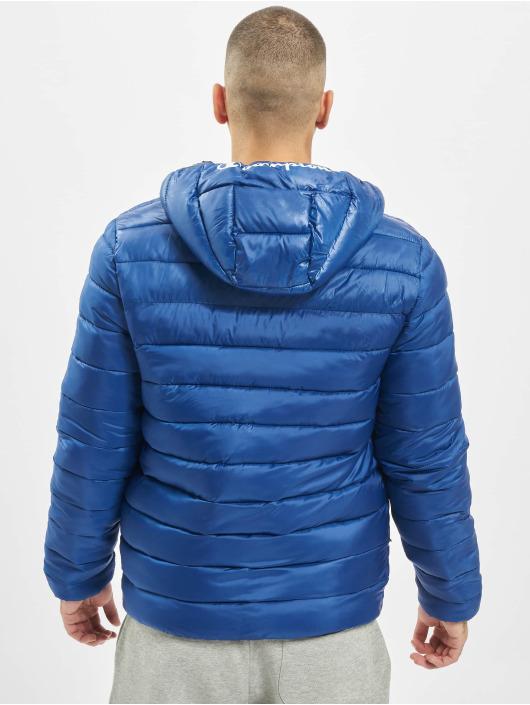 Champion Legacy Kurtki zimowe Hooded niebieski