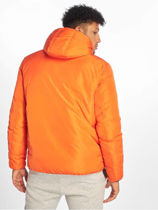 Champion Legacy Kurtki zimowe Hooded pomaranczowy