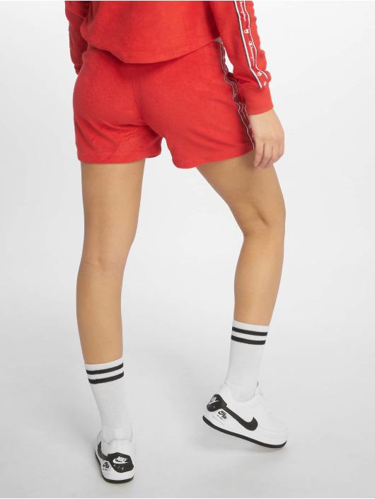 Champion Legacy Pantalón cortos Flame Scarlet rojo