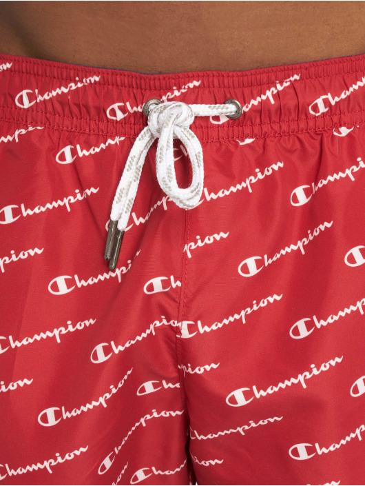 Champion Legacy Pantalón cortos Beach rojo