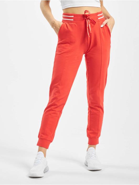 Champion Legacy Pantalón deportivo Rib Cuff rojo