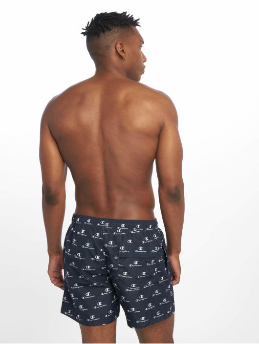 Champion Legacy Short de bain Beach bleu