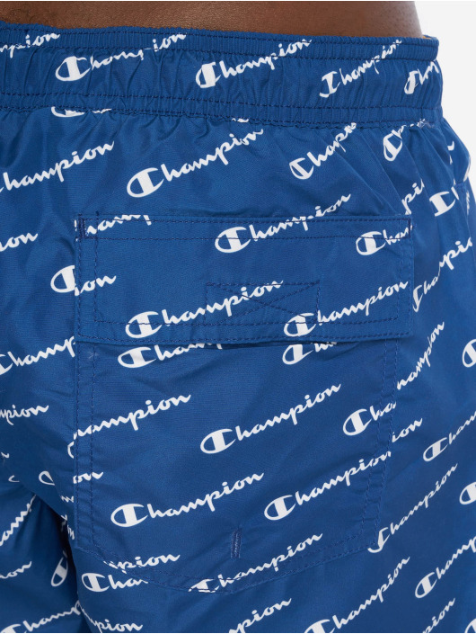Champion Legacy Shorts Beach blau