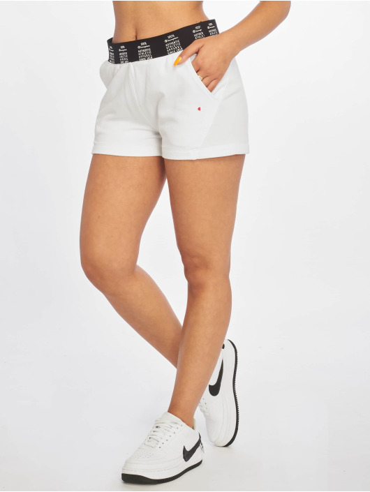 Champion Legacy Shorts Label hvit