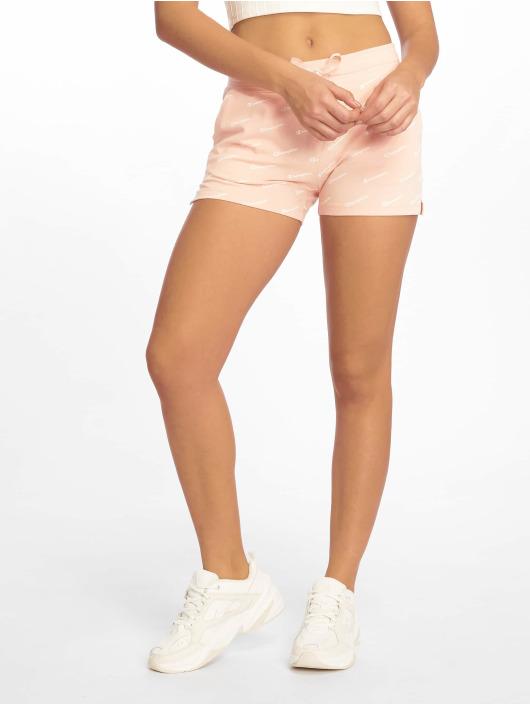 Champion Legacy Shorts Logo orange