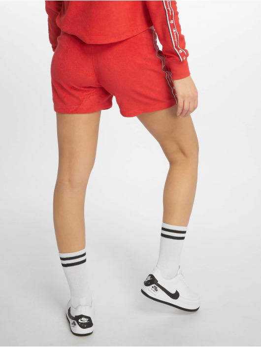 Champion Legacy Shorts Flame Scarlet red