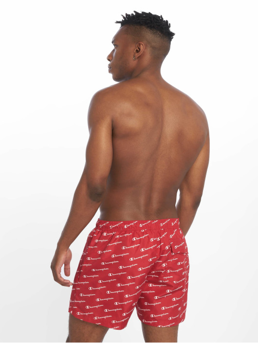Champion Legacy shorts Beach rood
