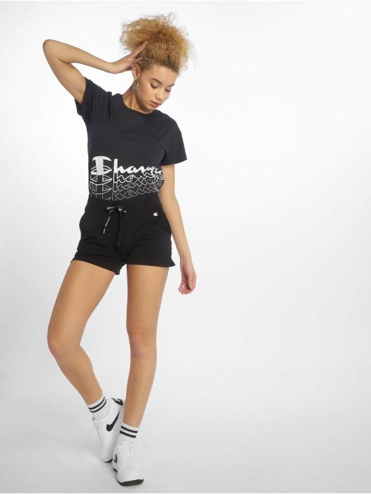 Champion Legacy shorts Black Beauty zwart