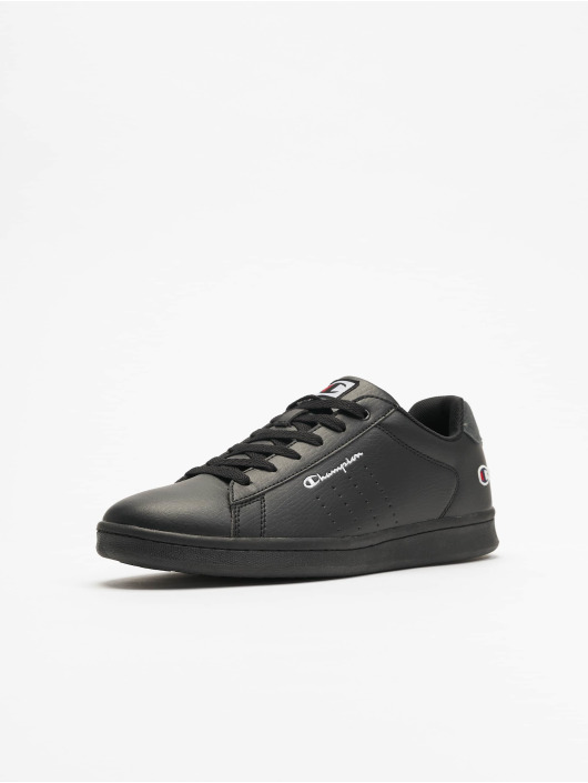 Champion Legacy Sneaker Legacy Shadow PU Low Cut schwarz