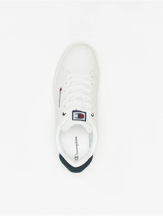 Champion Legacy Sneakers Shadow PU bialy