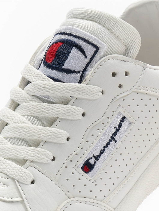 Champion Legacy Sneakers Cleveland hvid