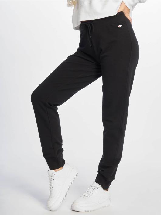 Champion Legacy Spodnie do joggingu Legacy Rib Cuff czarny