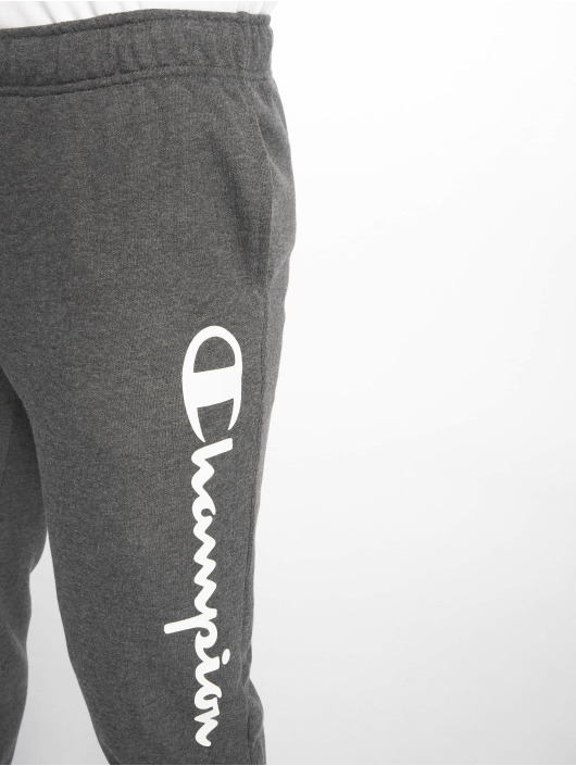 Champion Legacy Spodnie wizytowe Rib Cuff Pants szary