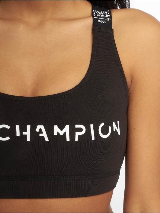 Champion Legacy Sport BH Black Beauty schwarz