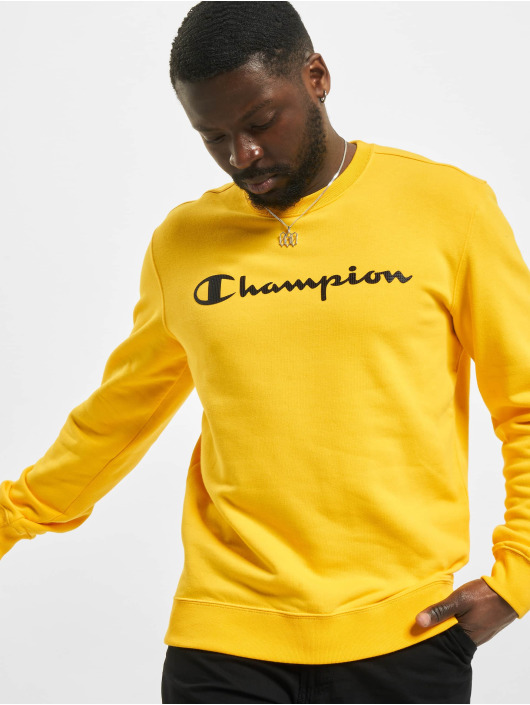 Champion Legacy Sweat & Pull Legacy jaune