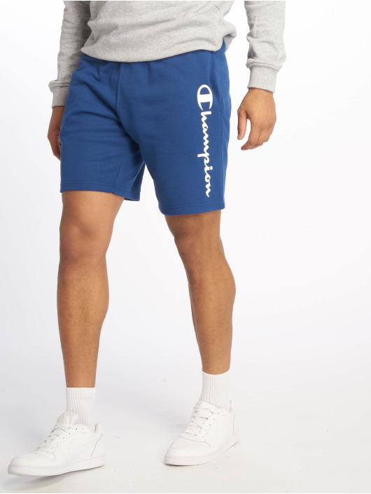 Champion Legacy Szorty Bermuda niebieski