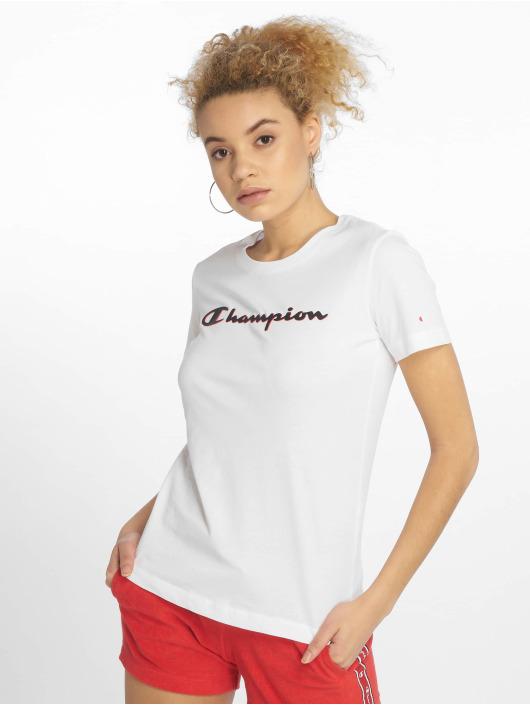 Champion Legacy T-paidat  valkoinen