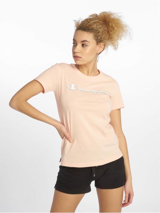 Champion Legacy T-shirt Impatiens ros