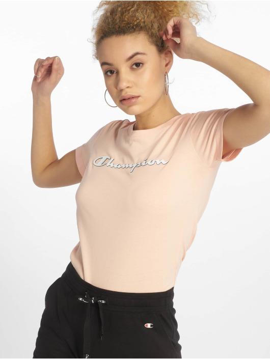 Champion Legacy T-Shirt Impatiens rosa