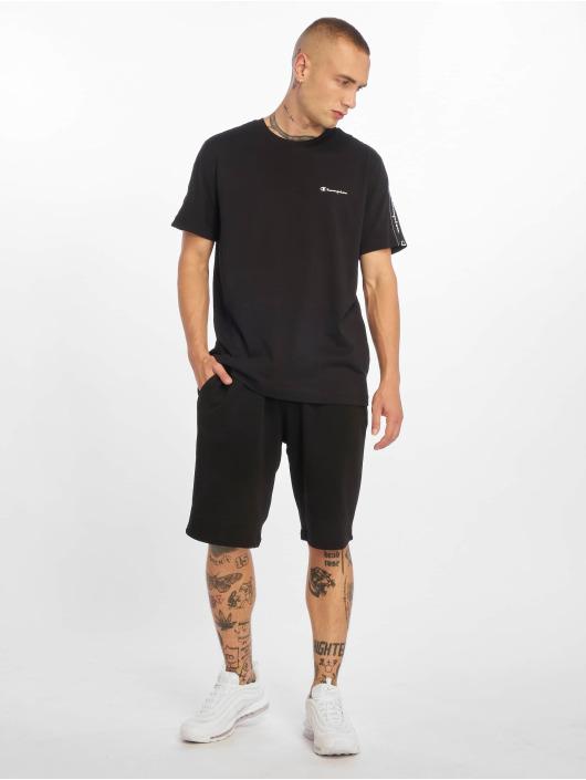 Champion Legacy T-Shirty Legacy czarny