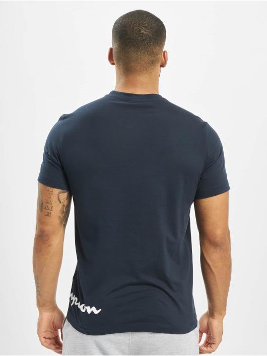 Champion Legacy T-skjorter Legacy blå