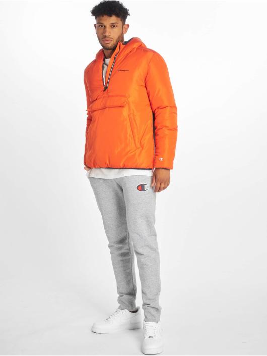 Champion Legacy Winterjacke Hooded orange