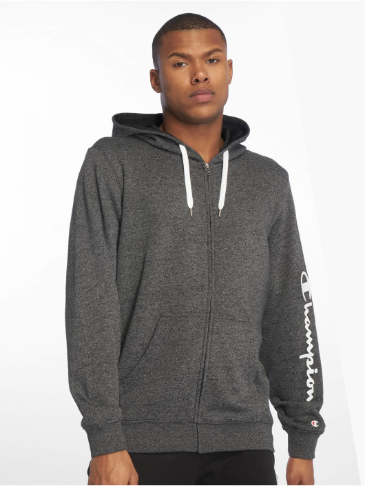 Champion Legacy Zip Hoodie Hooded grey