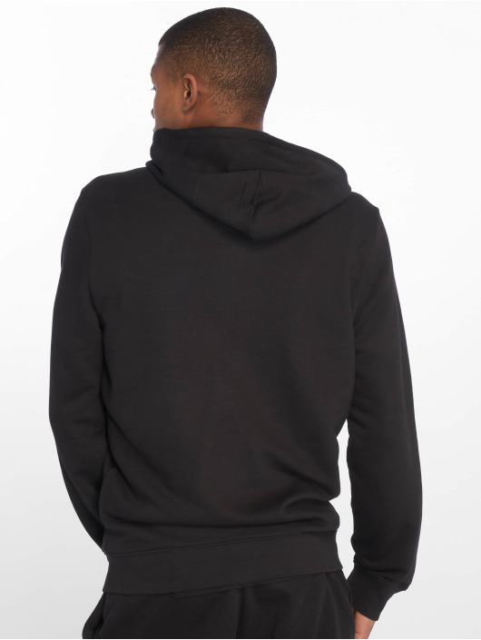 Champion Legacy Zip Hoodie Hooded schwarz