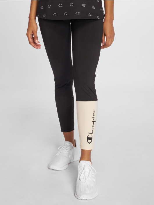 ... Champion Legging Sport noir ... c1e10059482