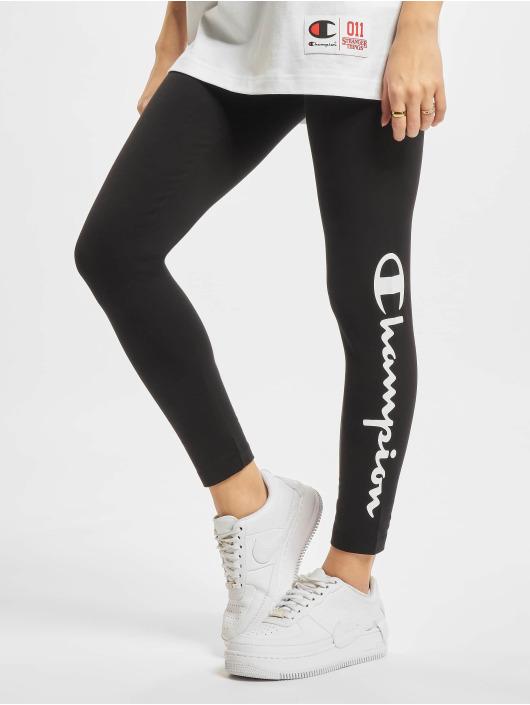 Champion Legging Crop schwarz