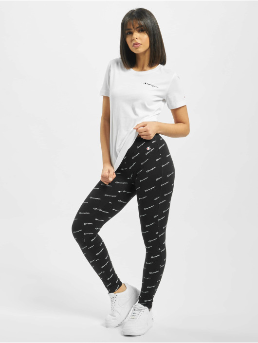 Champion Legging 7/8 zwart