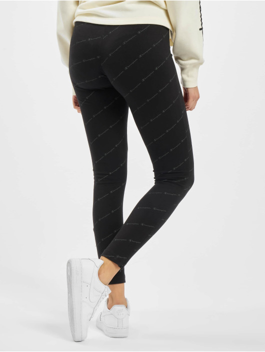 Champion Leggings/Treggings Legacy czarny