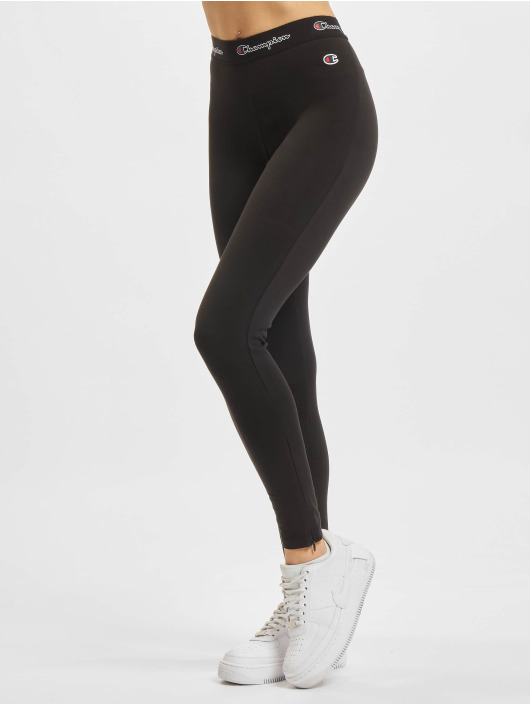 Champion Leggings/Treggings Basic czarny