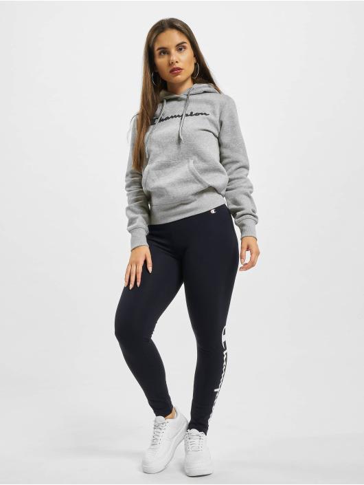 Champion Leggings/Treggings Crop niebieski