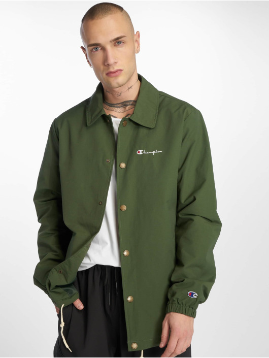 Champion Lightweight Jacket Coach green