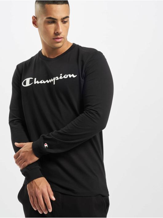 Champion Longsleeves Legacy czarny