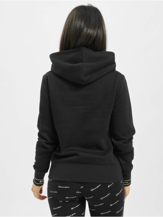 Champion Mikiny Hooded èierna