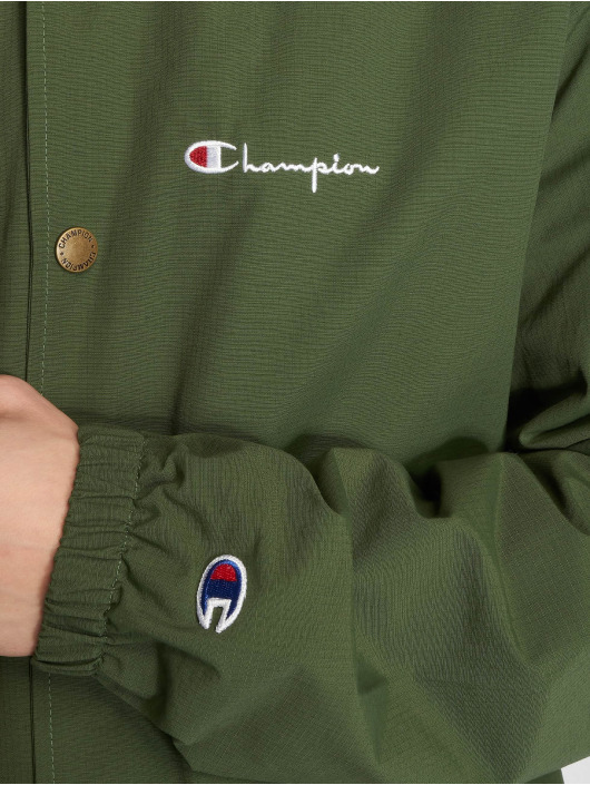 Champion Övergångsjackor Coach grön