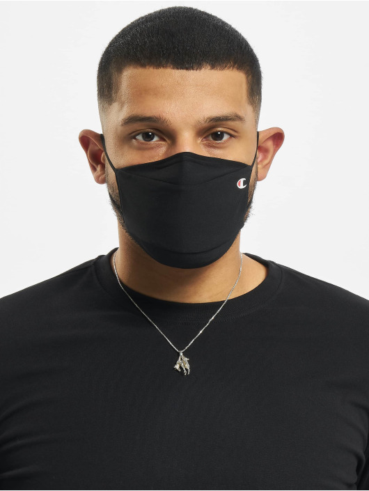 Champion Other Facemask svart