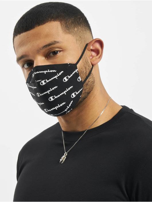 Champion Overige Facemask zwart