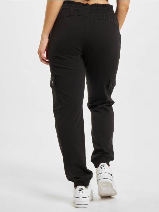 Champion Pantalon cargo Rib Cuff noir