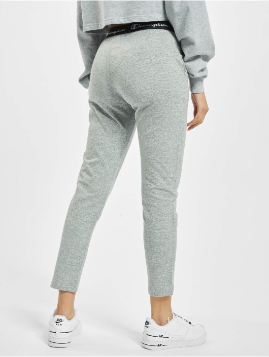 Champion Pantalón deportivo Legacy Slim gris