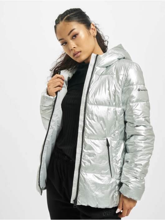 Champion Puffer Jacket Legacy grey