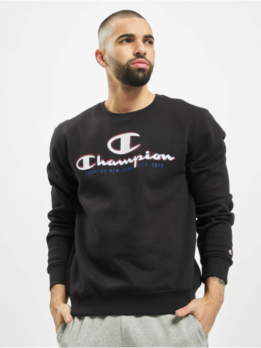 Champion Pullover Crewneck black