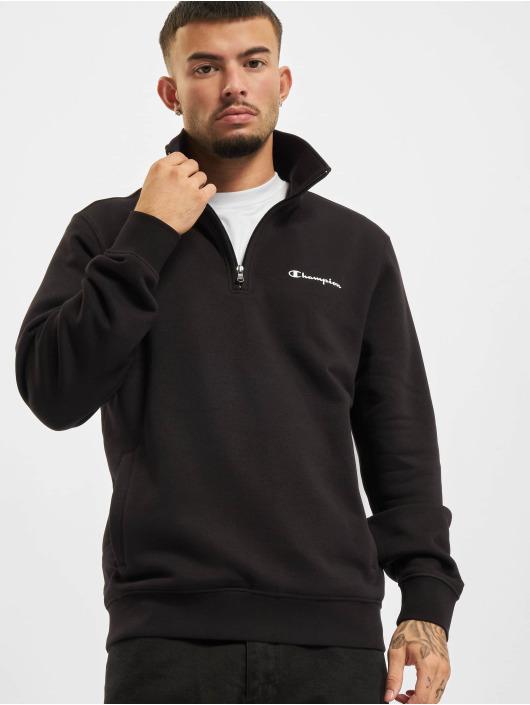 Champion Pullover Half Zip black