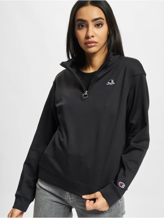 Champion Pullover Sweatshirt black