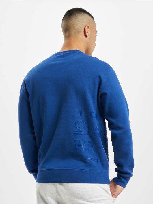 Champion Pullover Rochester blau